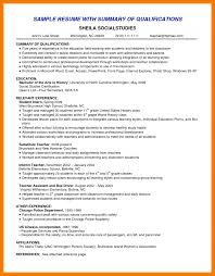 Example Resume Summary Imposing Job Summary Examples For Resumes Resume Free Builder 34