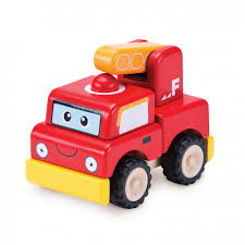 """Wonderworld игрушка-<b>конструктор</b> """"<b>Пожарная</b> машина Miniworld ..."""
