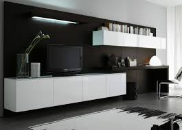 Modular Living Room Furniture Modular Lcd Rack Panel Tv Moderno Living Progetto Mobili