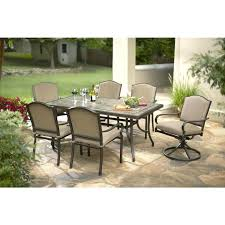 hampton bay patio table on hampton bay patio furniture replacement glass table top