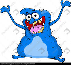 royalty free photo 8909220 ugly monster cartoon