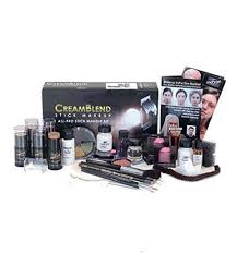 face paint and se makeup 175644 mehron all pro kit cream stick makeup fair