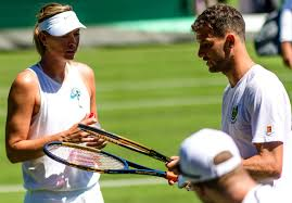 Official twitter of grigor dimitrov. Grigor Dimitrov Surprised By Jealous Maria Sharapova Question At French Open
