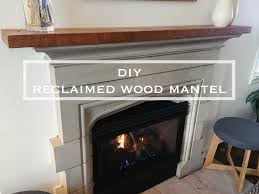 tyler and i have been working on a number of projects lately and i m happy to a reclaimed wood mantel as the accent of modern gl door fireplace