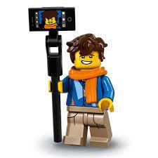 Lego chính hãng - The Ninjago movie - Jay Walker
