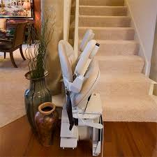 Stair chair lift Ada Stairlift Seat At Bottom Of Stairs Morning Star Elevator Stairlifts Nj Chair Lifts For Stairs Nj Stair Chair Nj Able