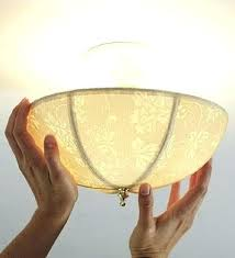 clip on lamp shades small chandelier