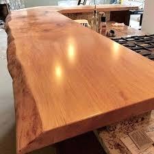 raw edge wood shelf live edge maple kitchen raw edge wood floating shelves
