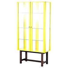 glass door cabinet canada glass display case glass door cabinet glass display case klingsbo glass door