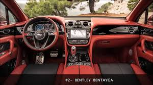 2018 bentley suv interior. wonderful bentley for 2018 bentley suv interior
