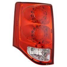 Dodge Grand Caravan Brake Lights Stay On Details About Tail Light Lamp Led Driver Side Left Lh For Dodge Grand Caravan New