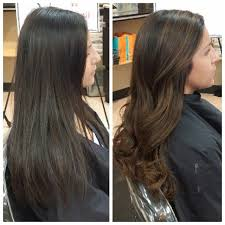 brown black hair balayage | Balayage hair, Hair styles, Highlights for dark  brown hair