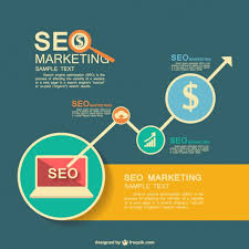 What Is Infographics In Seo Seo Infographic Vector Free