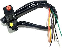 motorcycle turn signal switch - Amazon.com