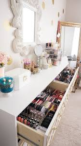 glam makeup room decorating how to ideas