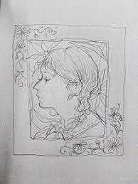 イラスト 女の子 横顔の画像170点完全無料画像検索のプリ画像bygmo