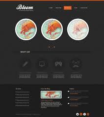Psd Website Templates Free High Quality Designs 40 High Quality Psd Website Templates Designbump