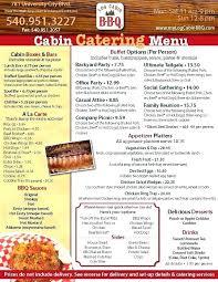 Catering Menu Templates Free Catering Menu Template Flyer Free Templates 275942736159 Free