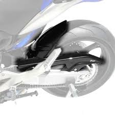 Ermax Hugger | Metallic Black (<b>Diablo</b> Black) | Honda <b>CB</b> 600 F ...