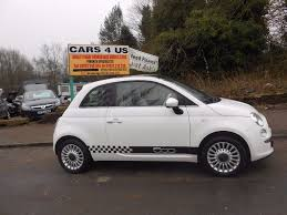 Fiat 500 Lounge 1.2cc 3 Door Hatchback Petrol Ring Today for a Test ...