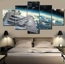 star wars wall art star destroyer rogue one the force gallery star wars stormtrooper canvas framed