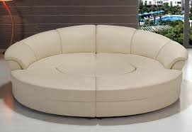 round sectional sofa bed. Unique Small Circular Sofa Bed Design With Cozy Backseat Part Of Round Sectional A