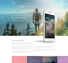 100 Free Creative Website Psd Templates Download