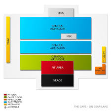 The Cave Big Bear Seating Chart Blown Away Carrie Underwood Tribute Big Bear Lake Tickets