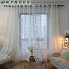 White Curtains For Living Room White Damask Curtains Promotion Shop For Promotional White Damask