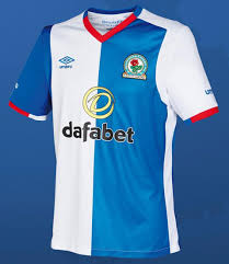 Original jersey review blackburn rovers home 1995/1996 by assics. Umbro Blackburn Rovers 16 17 Home Away And Third Kits Released Footy Headlines