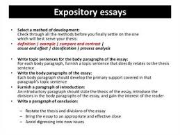 expository essay thesis statement examples expository essay thesis example descriptive essay thesis statement