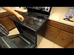 surface electric oven range stop working repair replace ge glass top haliant heating element