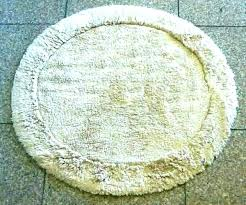 small round bathroom rug bath rugs mat circular mats ikea red circ