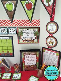 How To Use Classroom Theme Decor To Celebrate  BluegraygalClassroom Theme Decor