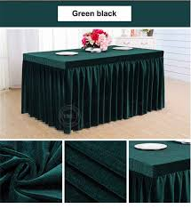 table skirting for in singapore