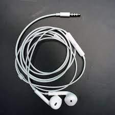Tai Nghe Iphone jack 3.5mm dùng cho nhiều dòng máy samsung sony oppo xiaomi  có dây chống ồn chơi game nghe nhạc - Tai nghe nhét tai & chụp tai