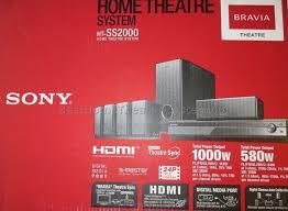 sony bravia home theater system 1000w. sony bravia home theater system 3 1000w