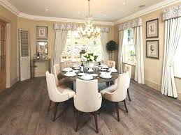 Marvelous Large Round Dining Table Set Dining Room How To Make Centerpieces For  Elegant Formal Dining With