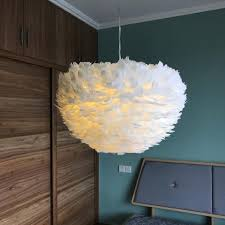 feature pendant lights wedding pink feature pendant lights modern white feather pendant lamp restaurant bedroom living