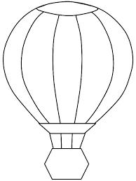 hot air balloon worksheets preschool – furnishingbg.info