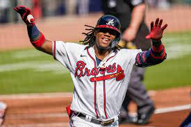 Braves record for leadoff homers