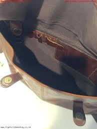 wilsons leather messenger bag vintage cognac brown larger image