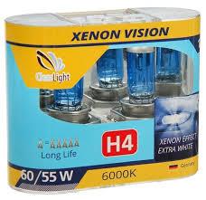 Купить <b>Лампа автомобильная</b> галогенная <b>ClearLight</b> XenonVision ...
