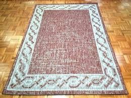 outdoor round rugs indoor outdoor round rugs full size of 7 x rug veranda living 5