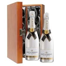moet chandon chagne gifts next day delivery available bottled boxed