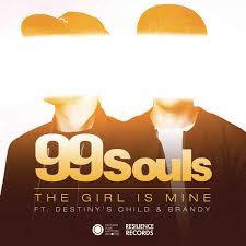 The girl is mine album