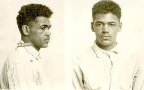 Photograph of Herman Johnson - U.S. National Archives Public Domain Image