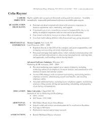 Hr Resume Objective Receptionist Resume Objectives This Is Hr Resume