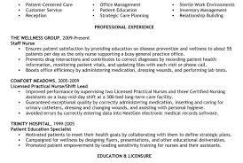 Lpn Resume Objective Examples Samples Unnamed File Nursing Toreto