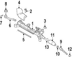 steering column block steering wiring diagram, schematic diagram 2008 Ford Edge Fuse Box parts diagrams ford edge 2008 edge t3390223 need diagram schematics fuse panel 2008 ford edge fuse box diagram